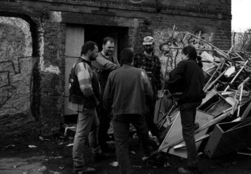 Clubhaussanierung 1997